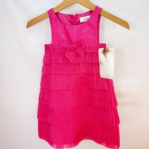 Us Angels Flower Girl Special Occasion Dress Sz 4